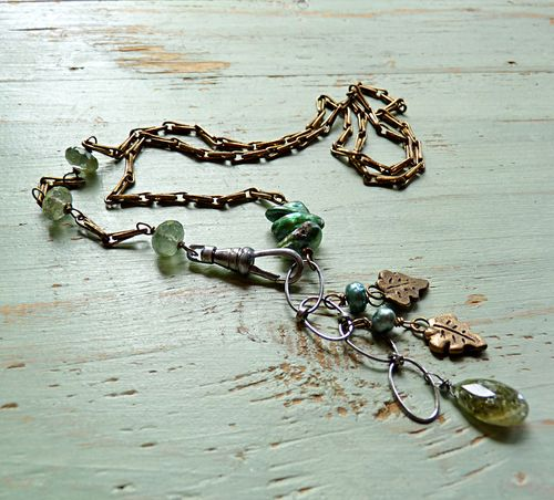 Prologue necklace rites of spring