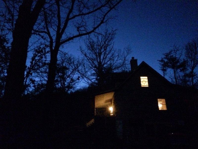 Twilight heartrock hill