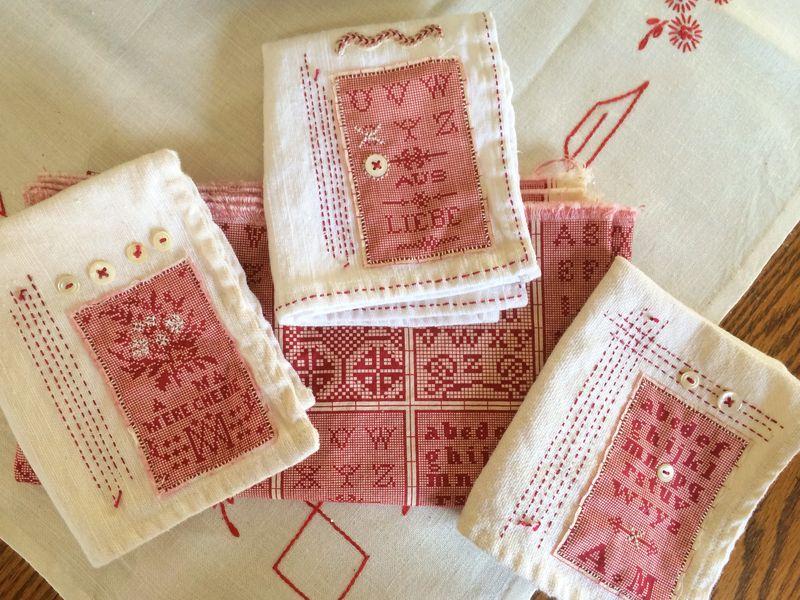 Stitchwork valentine