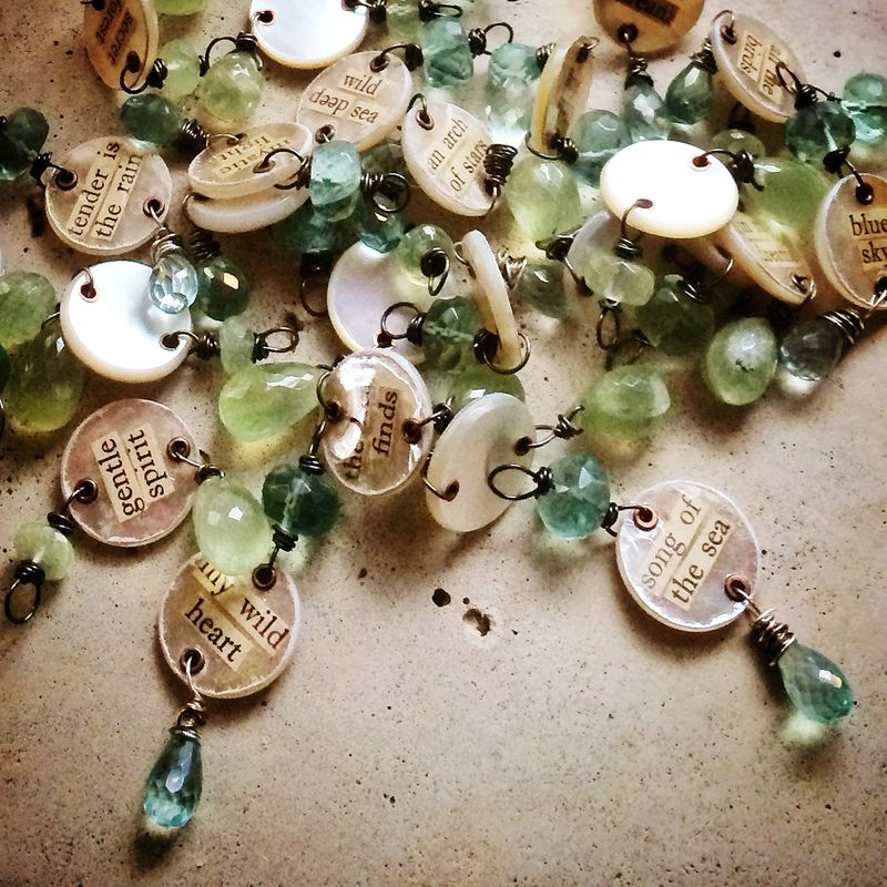 Spring talismans