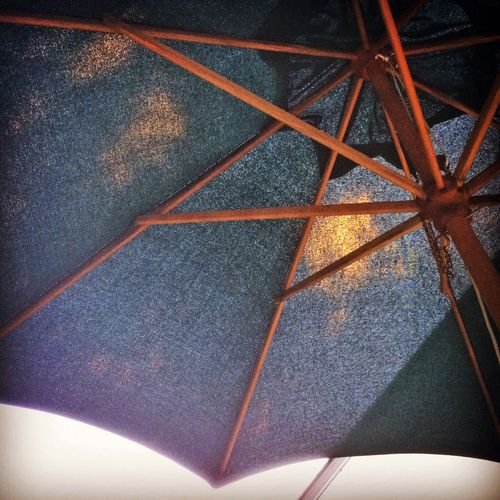 Umbrella clouds