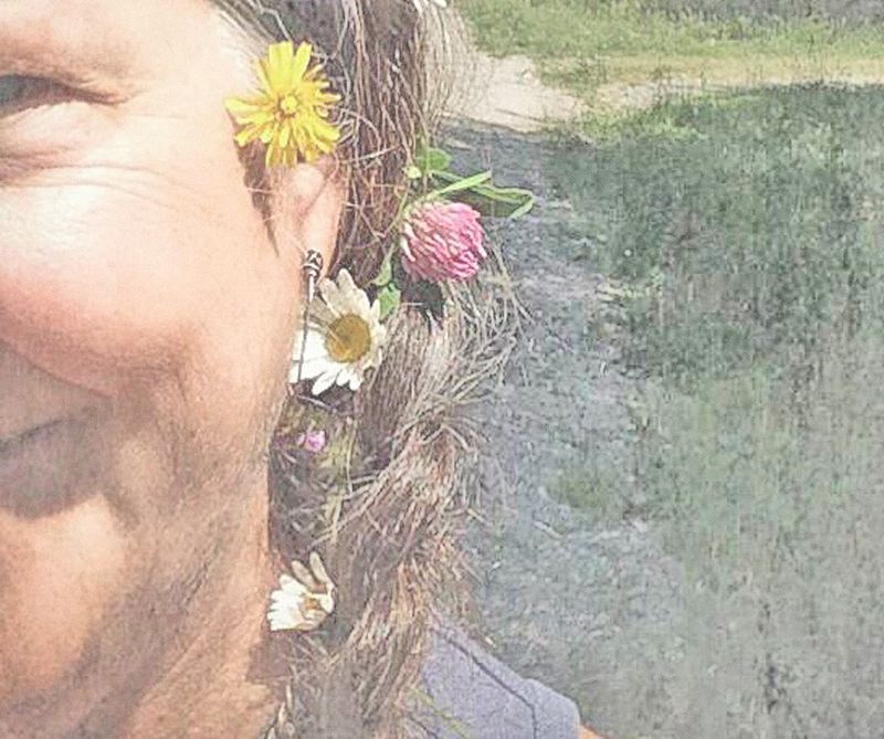 July flower girl