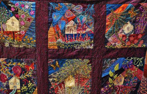 Bonnie's quilt 4