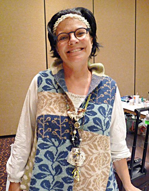 Workshop necklace - julie