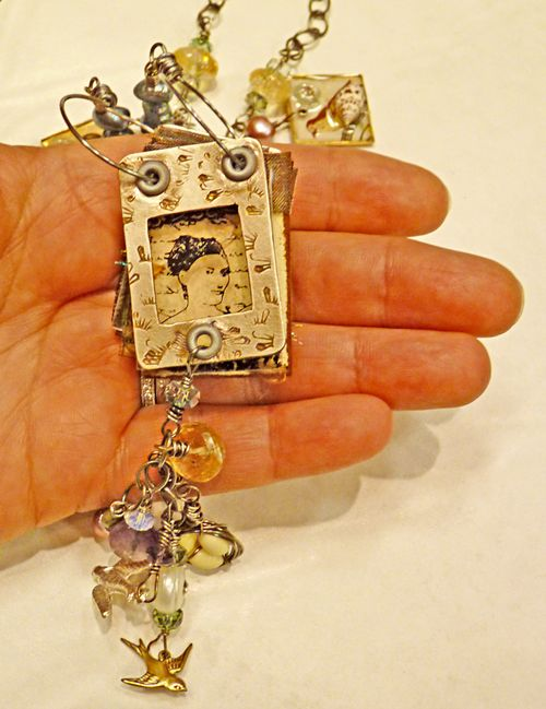 Workshop necklace - lori b
