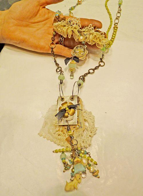 Workshop necklace - lorrie i