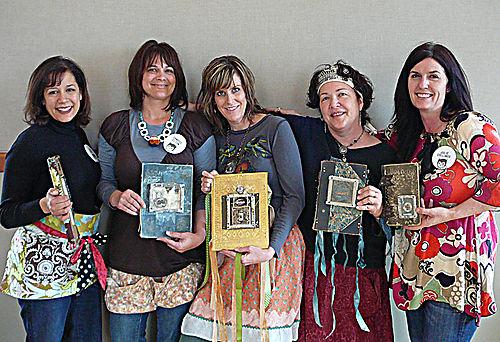 Gatherings with lisa, candice, keisha, me, julie