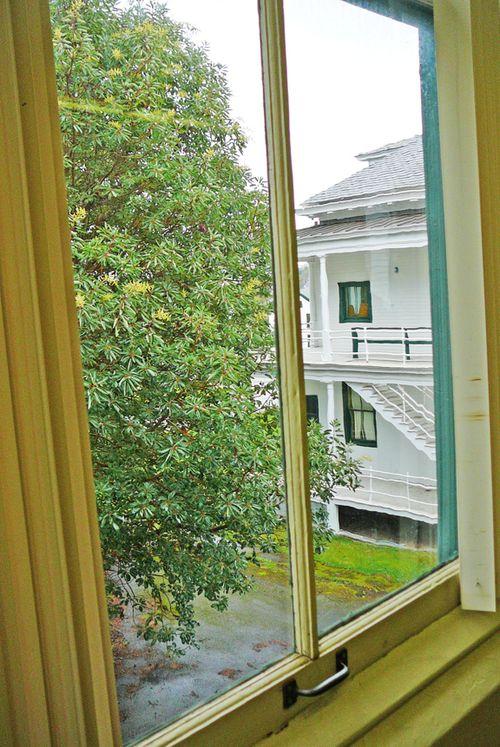 Classroom window 1