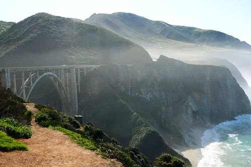 Bixby bridge 1932