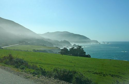 Drive by shooting big sur