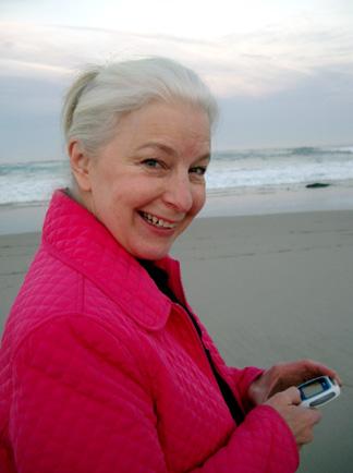 Beloved and treasured friend Lesley Riley