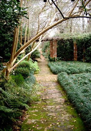 Grace walkway