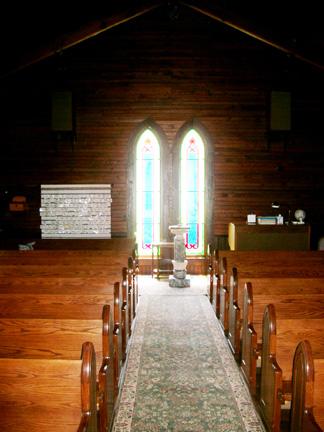 Inside of Grace