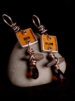 ebb and flow earrings