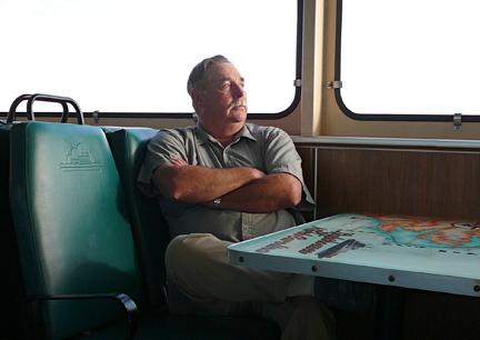 Danny Styron, ferry mischief man