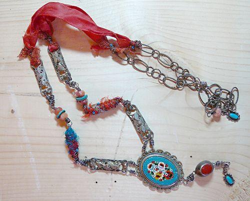 Terry handel's necklace