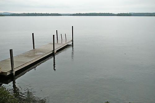 Dock at eldorado
