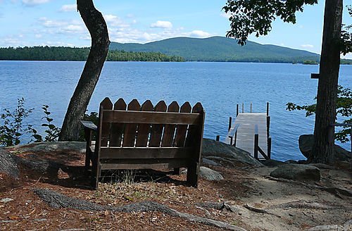 Eldorado bench