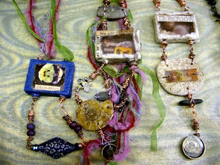 NC Barb's, FL Barb's, Sharon's Necklaces