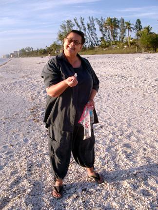 Betsy the Beachcomber