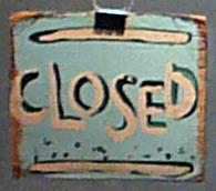 Underground_closed_sign