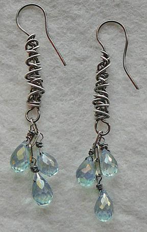 Aquamarine_dewdrop_earrings