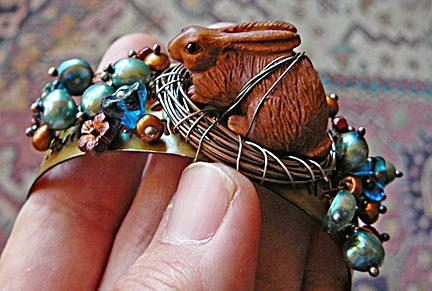 Rabbit_nest_bracelet