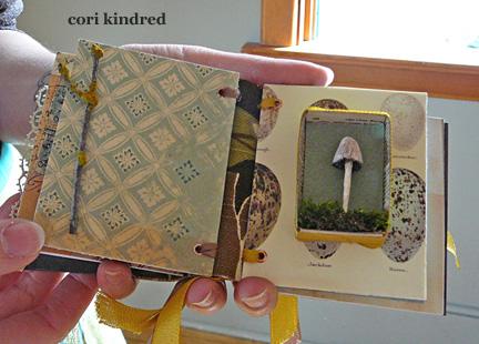 Coris_wee_book_with_handmade_mushro