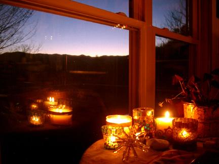December_evening