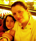 Francesca_and_mom_the_chef