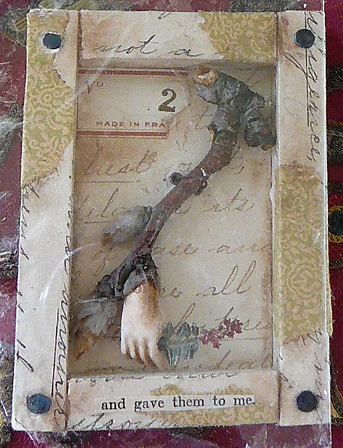 Linda werlyn 2 detail, gatherings